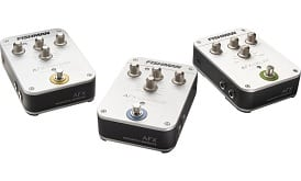 Fishman AFX Acoustic Effect Pedals Review
