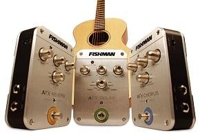 Fishman AFX Acoustic Effect Pedals Review