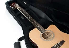 Jose Feliciano Acoustic-Electric Guitar Package w/ 10 Watt Amplifier, Hardshell Case + More