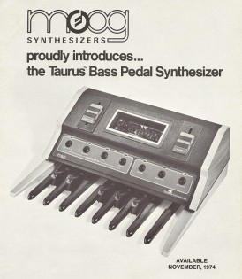 Moog Taurus Manual