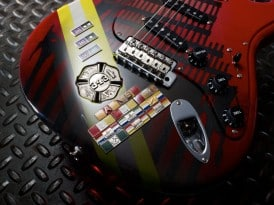 Fendery FDNY Stratocaster