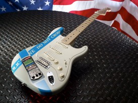 Fender NYPD Stratocaster