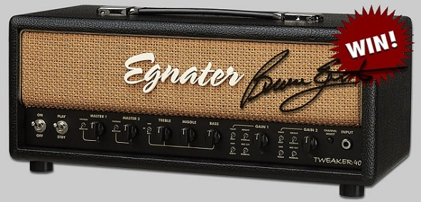 Egnater Renegade 65 Amp Head