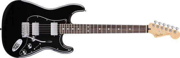 Fender Blacktop Series Electric Guitars