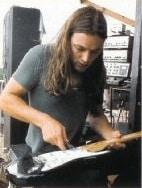 History of David Gilmour's Black Fender Stratocaster 1