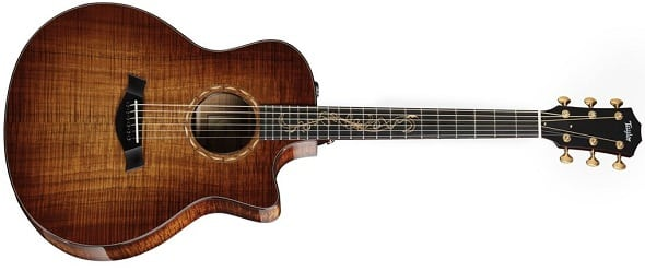Which Taylor Acoustic Guitar?
