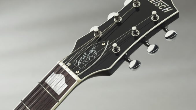 Gretsch George Harrison Signature Duo Jet G6128T Guitar Review
