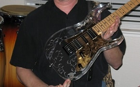 acrylic-guitars