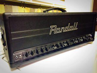 randall rm100kh mts kirk hammett guitar amp review