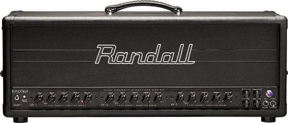 Randall RM100 Kirk Hammet