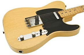 History of the Fender Telecaster