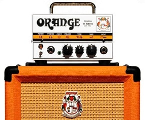 Orange Dual Terror Guitar Amplifier