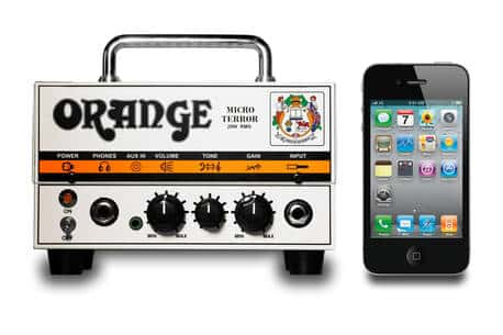 Orange Tiny Terror Guitar Amplifiers