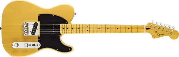 best Fender Squier Telecaster