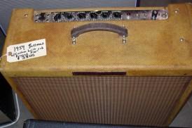 Fender Bassman 1959 Custom Cab
