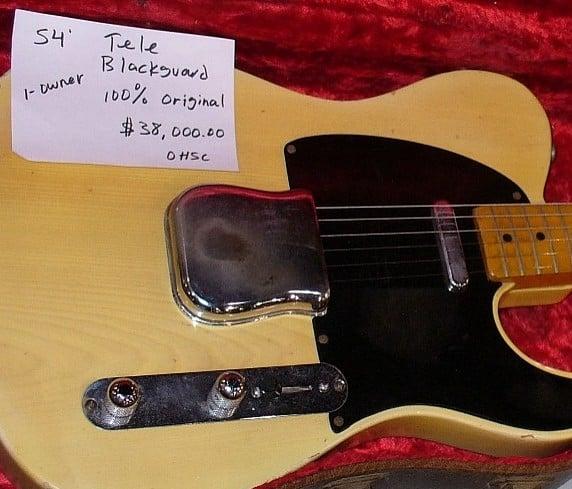 Fender Tele 1954