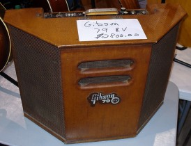 Gibson 79 RV Amp
