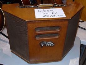 Gibson 79 RV Amp