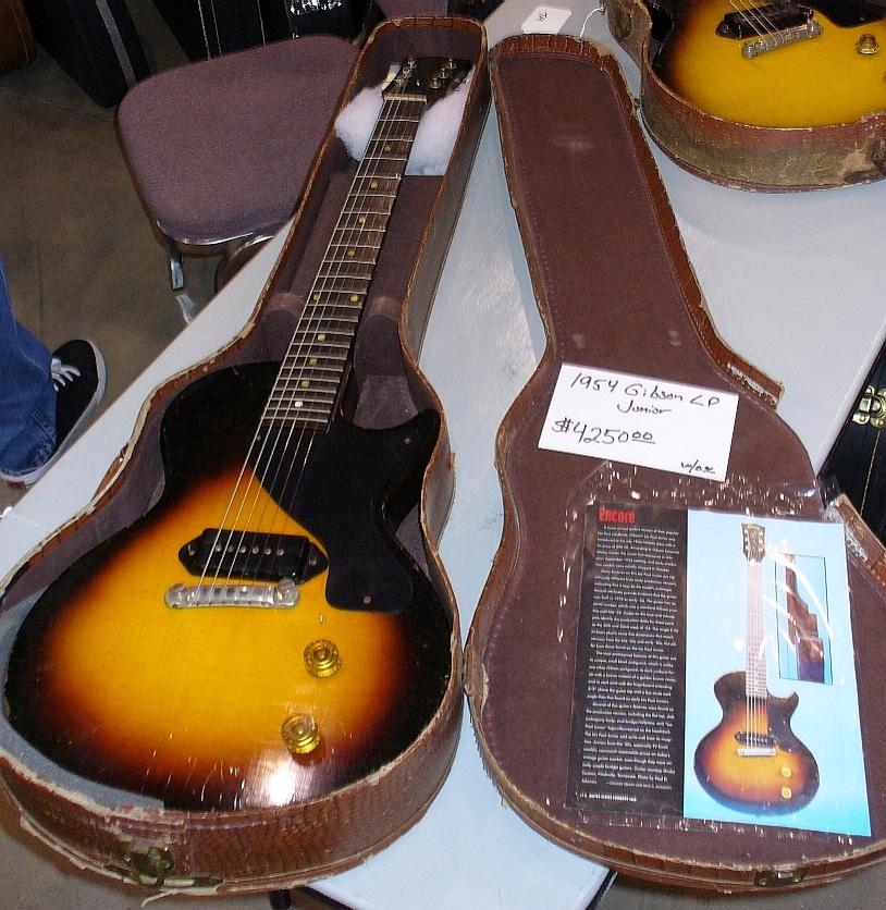 The Gibson Les Paul Junior Saga
