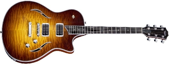 Legends of Gibson Vintage Semi-Hollow Body Guitars