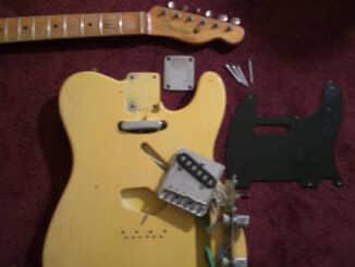 Spot Fake Fender