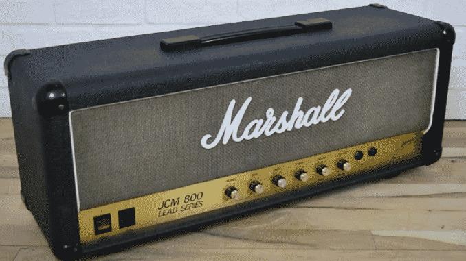vintage mashall jcm800