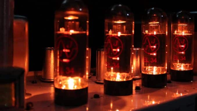 guitar amplifier tubes
