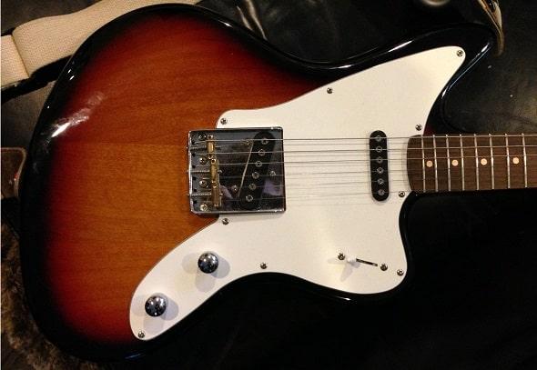 Malden Mozak Guitar Front