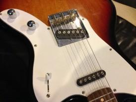 Malden Mozak Jazzmaster Guitar