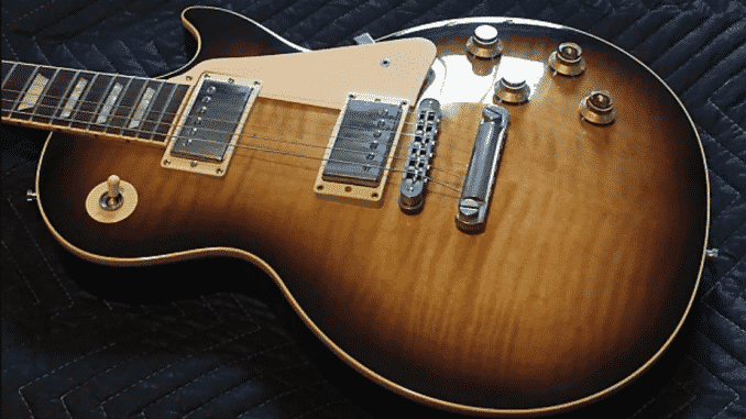 Gibson vs Epiphone Les Paul Guitar