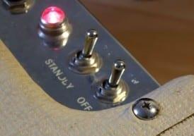 amplifier maintenance