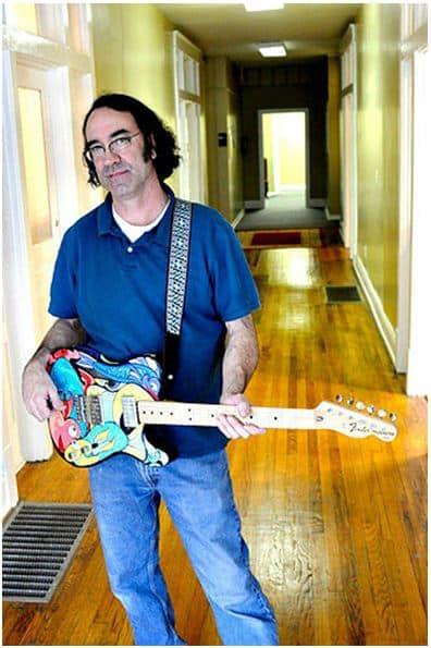 Forrest York Guitar Shop Murfreesboro Tennessee