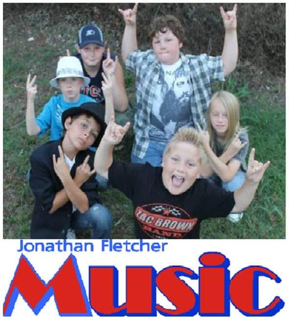 Jonathan Fletcher Music Store Smyrna Nashville Tennessee
