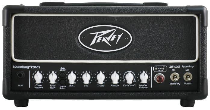 Peavey Valveking 2 guitar amplifier review