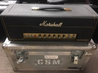 history of marshall amplifiers