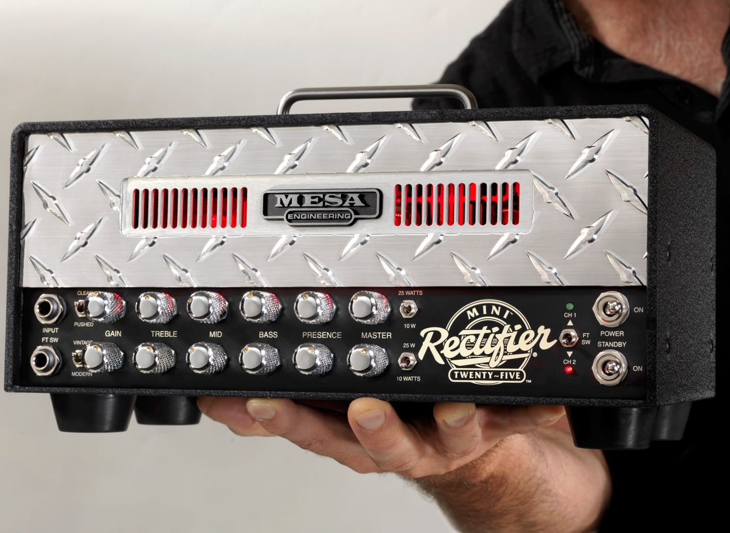 Mesa/Boogie Mini Rectifier Twenty-Five Review