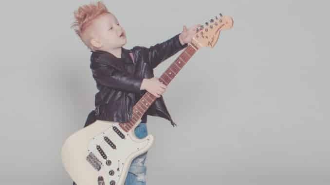 choosing the best electric guitar for your child