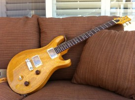 PRS McCarty Korina Electric Guitar