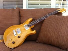 PRS McCarty Korina Electric Guitar