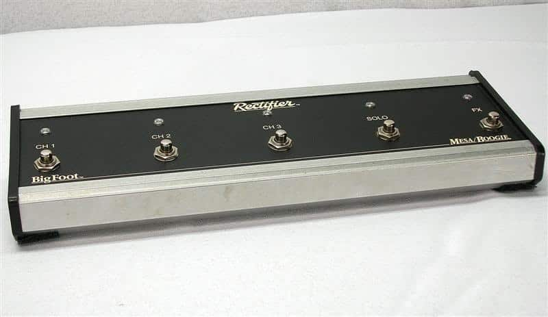 Mesa Boogie Recto Foot Switch