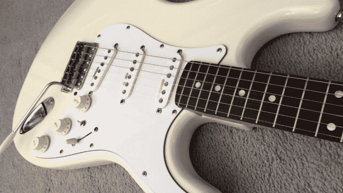 Vintage ESP Guitar