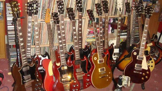 fall of gibson guitars