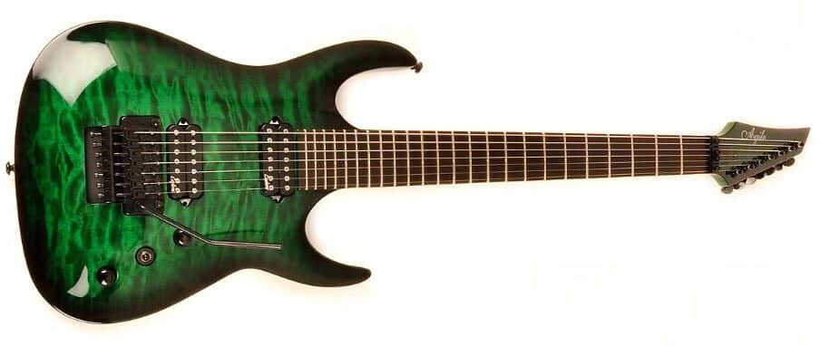 Agile Interceptor PRO 727 Metal Guitar